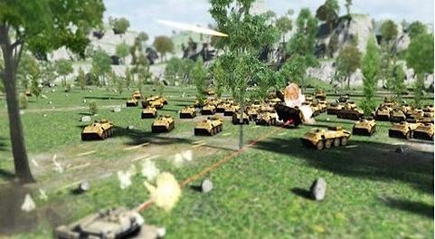 坦克大战截图1