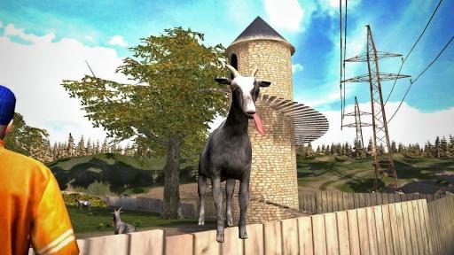 模拟山羊截图2