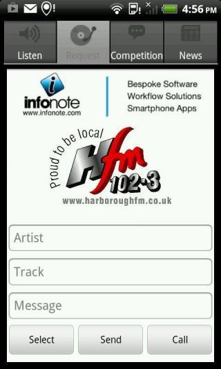 Harborough FM截图1