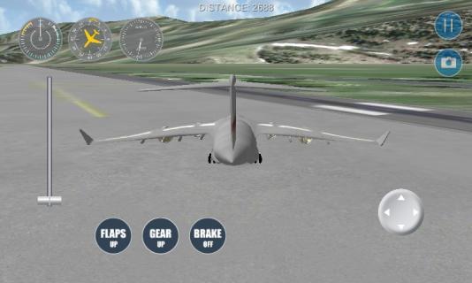 职业飞行2截图1