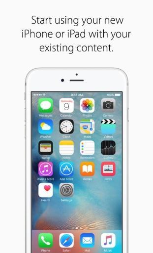 转移到iOS截图4