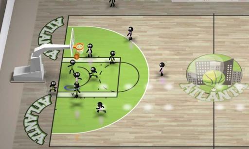 火柴人篮球截图3