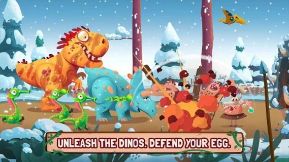 恐龙萌击截图2