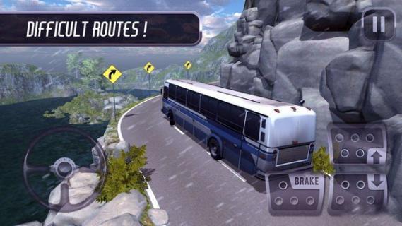 公交车模拟2016截图3