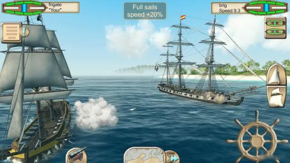 航海王海盗之战截图2
