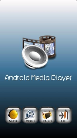 Media Player for Android截图4