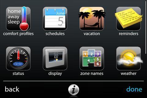 MyInfinity Touch截图2