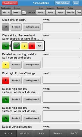 CleanTelligent Inspections截图1