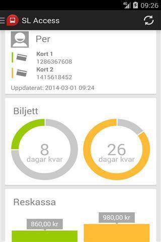 斯德哥尔摩交通app截图1