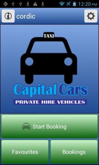 Capital Cars Edinburgh截图1