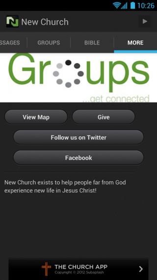 New Church App截图1