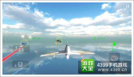模拟极限飞行操作玩法