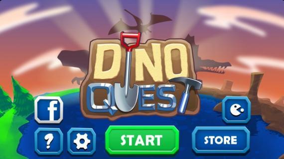 挖恐龙化石截图1