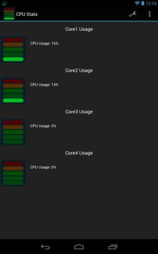 CPU Stats截图3