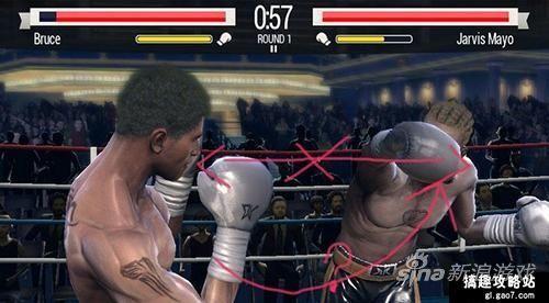 《真实拳击》进阶攻略:组合攻击技巧