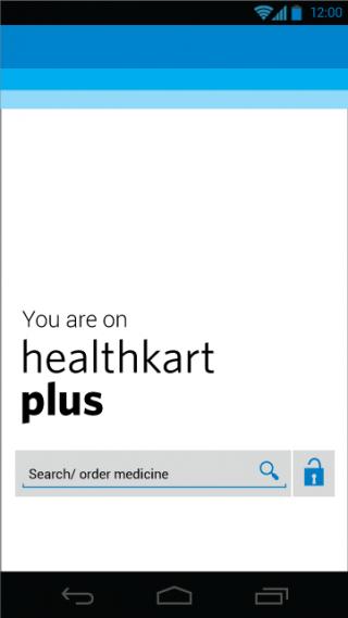 HealthKartPlus Search Medicine截图2