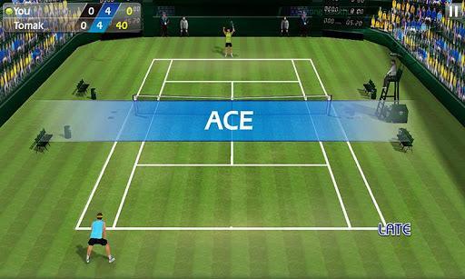 指尖网球截图2