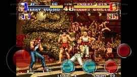 拳皇94电脑版截图4