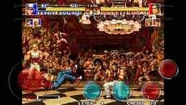 拳皇94电脑版截图3