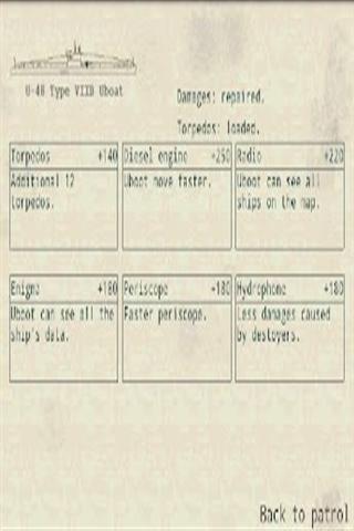 潜水艇游戏截图1