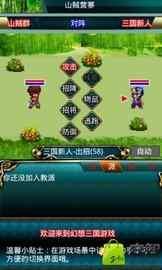 幻想三国经典版截图2