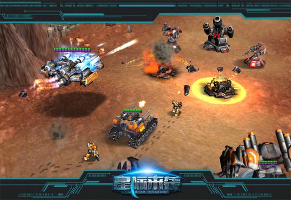 《星际来袭》8月大版本预告 机甲盟战一触即发