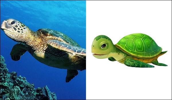 4《3D黄金渔场》萌鱼真鱼大对比 你更爱哪一款?