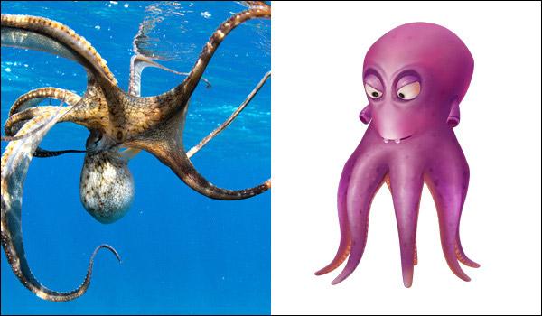5《3D黄金渔场》萌鱼真鱼大对比 你更爱哪一款?