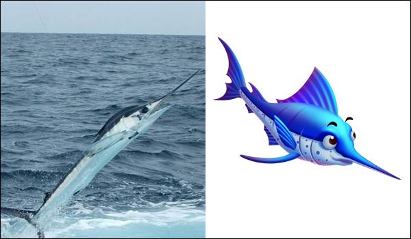 7《3D黄金渔场》萌鱼真鱼大对比 你更爱哪一款?