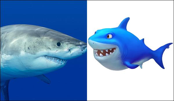 8《3D黄金渔场》萌鱼真鱼大对比 你更爱哪一款?