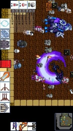 勇士的黎明混沌之战电脑版截图3