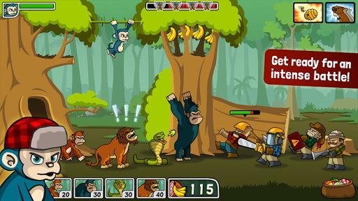 森林防御战猴子传奇电脑版截图2