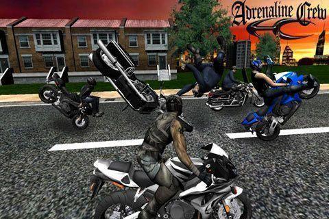 暴力摩托完整版电脑版截图4