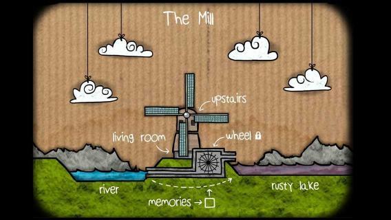 逃离方块米勒的小屋截图2