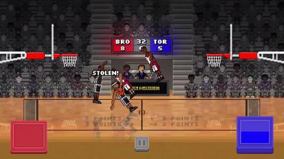 抽搐篮球截图4