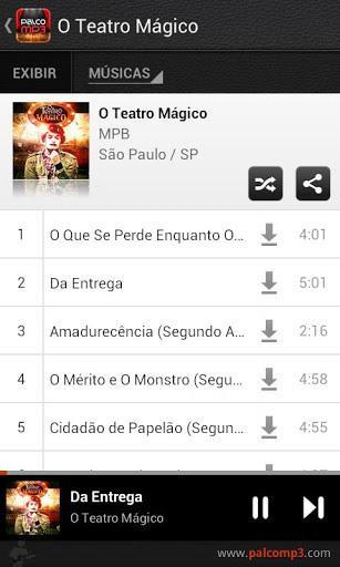 Palco MP3截图3