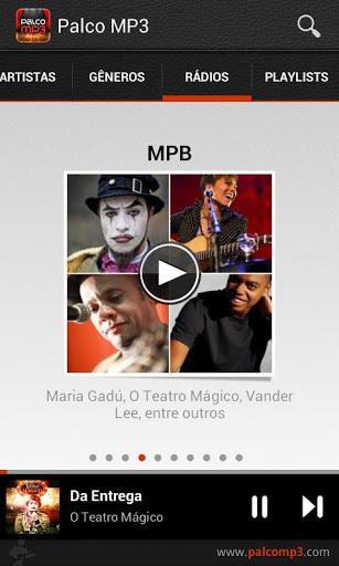 Palco MP3截图1