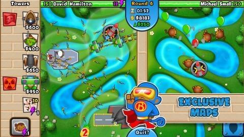 猴子塔防对战电脑版截图4