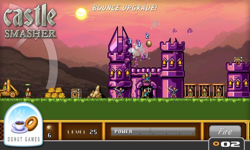 城堡破坏者截图3