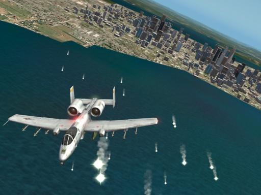 模擬飛行10截圖4