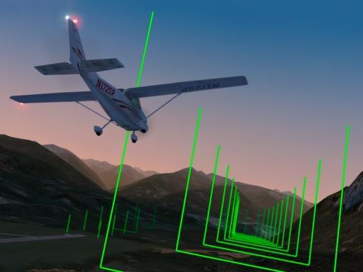 模擬飛行10截圖2