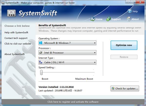 SystemSwift截图1