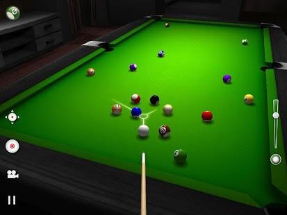 真实桌球3D截图1