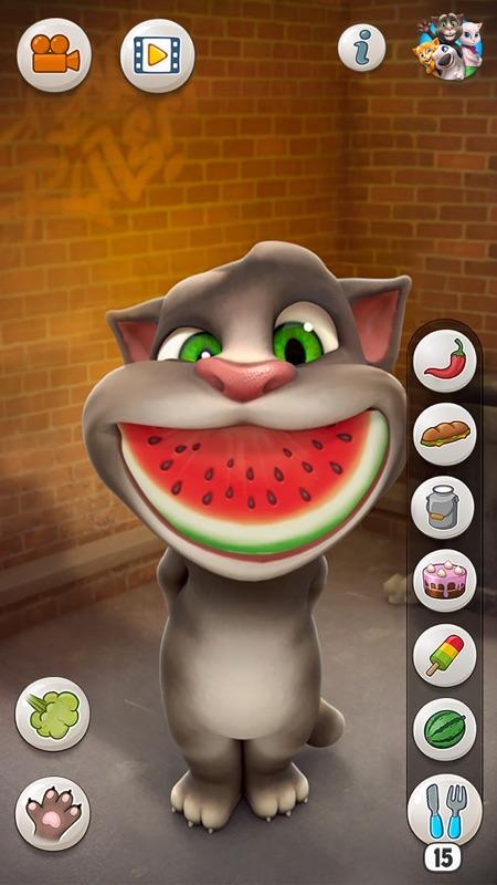 会说话的汤姆猫截图2