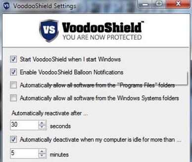 VoodooShield截图1