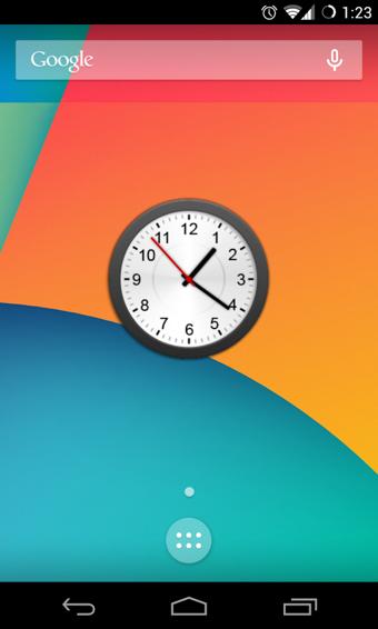 动态秒表时钟截图1