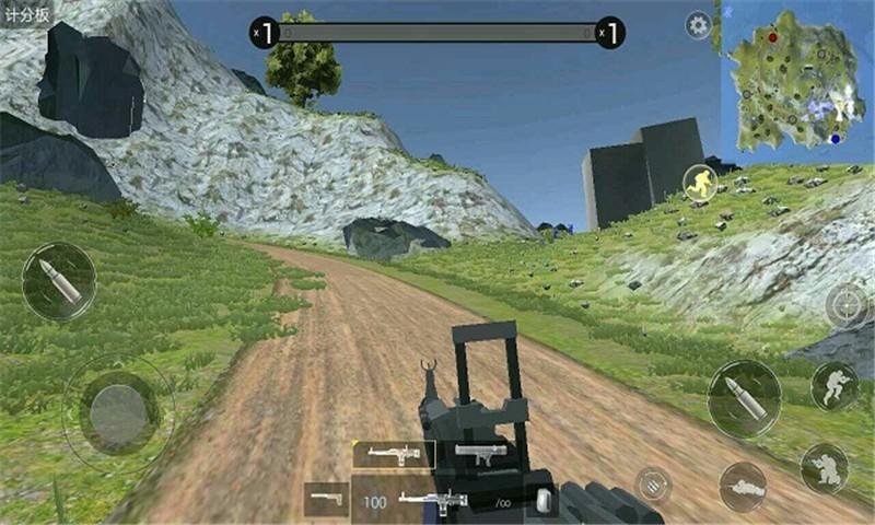 战地模拟器截图3