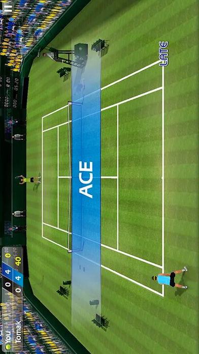 3D指尖网球截图3