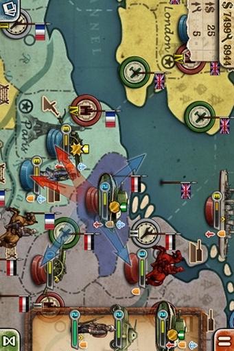 欧陆战争3截图2