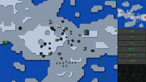 铁锈战争截图2
